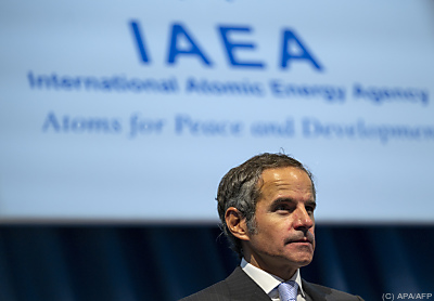 IAEO-Generaldirector Rafael Grossi  - Vienna, APA/AFP