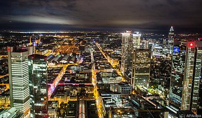 Energiebedarf wird weiter steigen  - Frankfurt/Main, APA/dpa