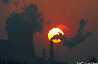 Die CO2-Emissionen sinken um sieben Prozent  - Berlin, APA (Symbolbild/dpa)