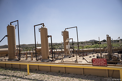 Fracking-Anlage in den USA  - Culberson County, APA/AFP