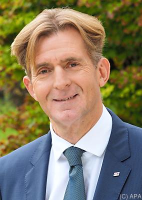 EVN-Manager Franz Mittermayer  - Ma