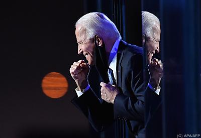 Unter Joe Biden könnte sich Energiepolitik massiv ändern  - Wilmington, APA/AFP
