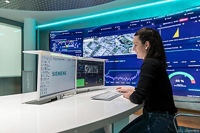Siemens startete Pilotprojekt in Wien Floridsdorf  - Wien, Siemens