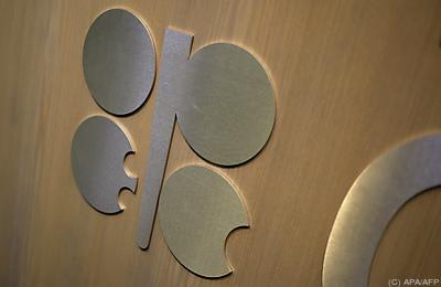 OPEC-Logo  - Vienna, APA/AFP