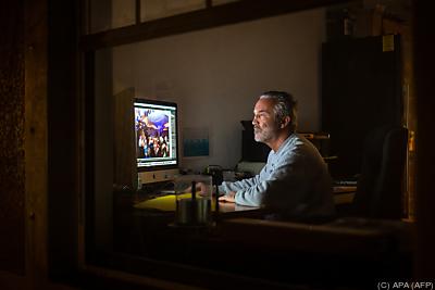 Die Digitalisierung ermöglicht Mobilität im virtuellen Raum  - Naples, APA (AFP)