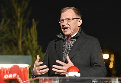 Landeshauptmann Thomas Stelzer hat sich bereits an Andrej Babis gewandt  - Wien, APA (Neubauer)