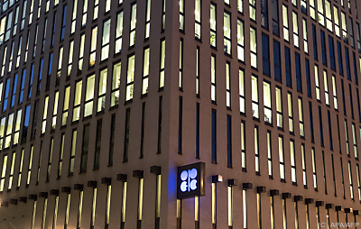 OPEC-Hauptquartier in Wien  - Vienna, APA/AFP