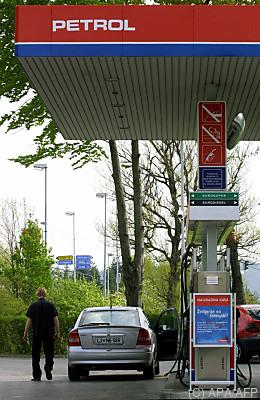 Eine Petrol-Tankstelle  - Ljubljana, APA/AFP
