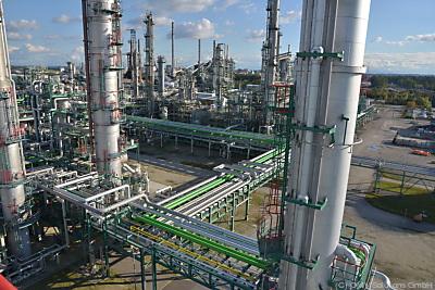 Weitere Investitionen in die Raffinerie Burghausen  - Burghausen, OMV Solutions GmbH