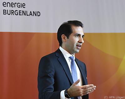 Energie-Burgenland-Vorstand Sharma präsentierte diePlattform weiterdenker