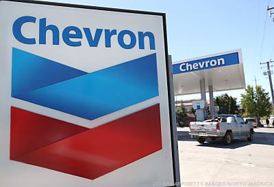 Einbußen bei Chevron  - Novato, APA/AFP/GETTY IMAGES NORTH AMERICA