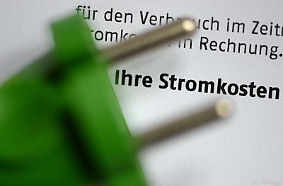 Auch Stromkosten sollen gebremst werden - Berlin, APA/dpa