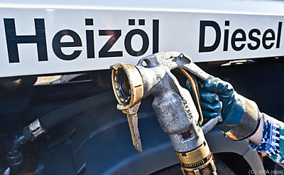 Heizöl war im Dezember um 8,2 Prozent teurer als im Vormonat - Müllrose, APA (dpa)