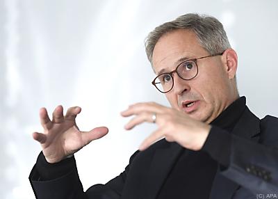 Alfred Stern wird Chemie-Vorstand der OMV  - Wien, APA