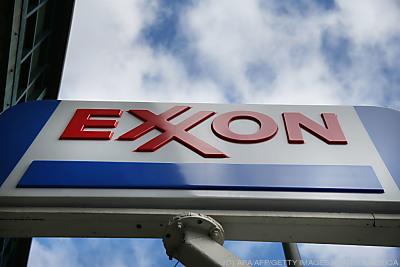 Auch Exxon kämpft mit der Situation  - New York, APA/AFP/GETTY IMAGES NORTH AMERICA