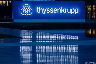 Thyssenkrupp baut auf Wasserstoff  - Essen, APA/dpa