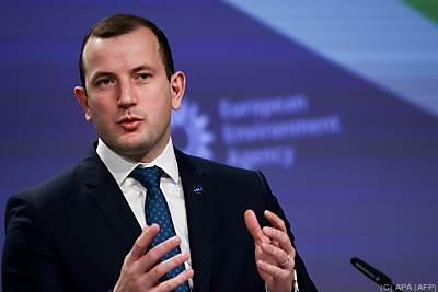 EU-Kommissar Sinkevicius will bei Energiesteuern ernst machen  - Brussels, APA (AFP)