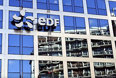 EDF mit Einbußen  - Paris, APA/AFP