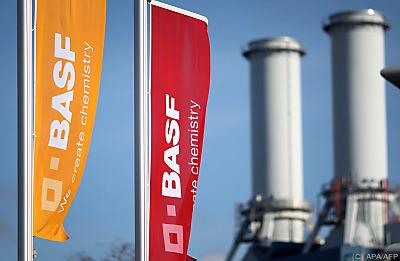 BASF äußert Börsepläne  - Ludwigshafen, APA/AFP