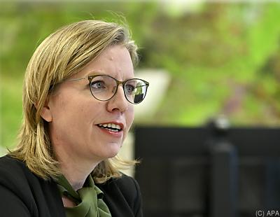 Gewessler legte Vorschlag vor  - Wien, APA