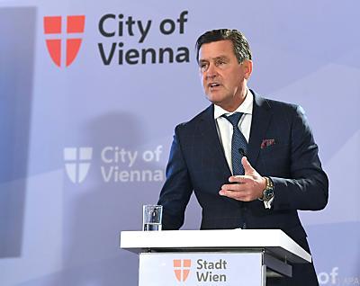 Wiens Wirtschaftsstadtrat Peter Hanke  - Wien, APA