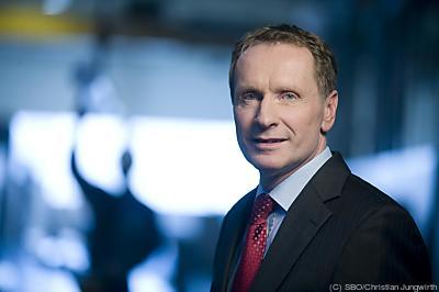 SBO-Vorstandschef Gerald Grohmann  - Wien, SBO/Christian Jungwirth
