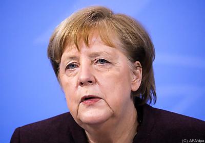 Deutschlands Bundeskanzlerin Angela Merkel  - Berlin, APA/dpa