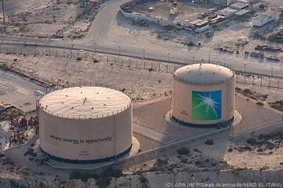 Eine Anlage von Saudi Aramco in Dhahran  - Dhahran, APA (AFP/Saudi Aramco/AHMAD EL ITANI)