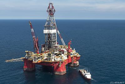 Eine Ölplattform  - Veracruz, APA/AFP