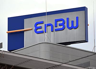 Firmenzentrale von EnBW  - Karlsruhe, APA/dpa