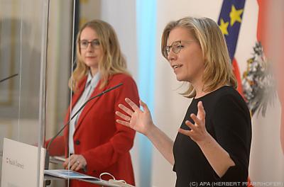 Klimaschutzministerin Gewessler (Grüne/r