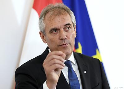 OMV-Vorstandsvorsitzender Rainer Seele  - Wien, APA
