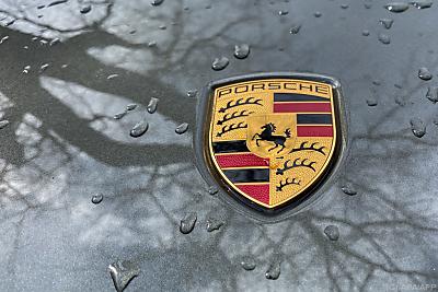 Porsche forciert Batterie-Engagement  - Berlin, APA/AFP