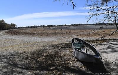 Probebohrungen im Okavango-Becken  - Maun, APA (AFP/Archiv)