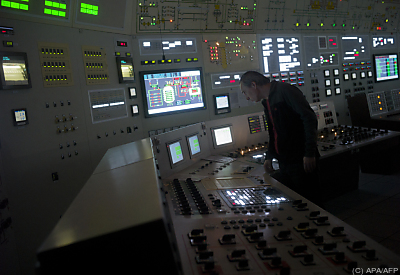 Kontrollraum des AKW Dukovany  - Dukovany, APA/AFP