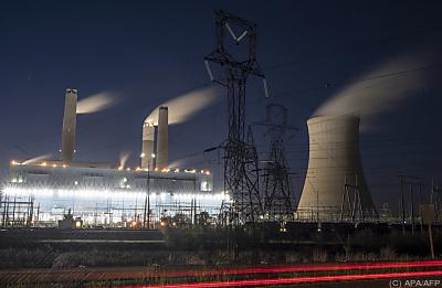 Ein Kohlekraftwerk  - Adamsville, APA/AFP