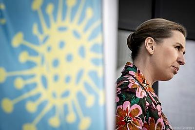 Mette Fredriksen, Dänemarks Ministerpräsidentin  - Roskilde, APA/Ritzau Scanpix
