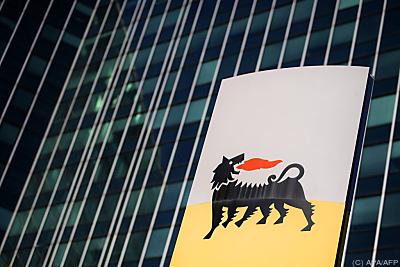 Eni-Hauptquartier in Mailand  - San Donato Milanese, APA/AFP