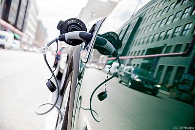 Fiskalische Verluste durch mehr Elektroautos  - Berlin, APA/dpa