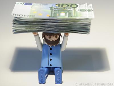 Neue Zinssätze vermutlich niedriger  - Wien, APA/HELMUT FOHRINGER