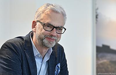 Michael Strugl, Präsident von Oesterreichs Energie  - Wien, APA/HANS PUNZ