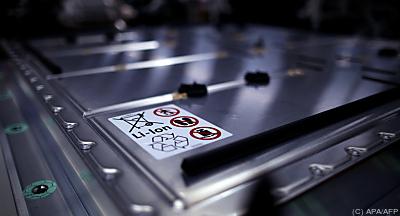 Lithium-Ionen-Batterien waren der Haupttreiber  - Zwickau, APA/AFP