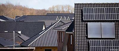 PV-Anlage: Montage soll erleichtert werden  - Schleswig, APA/dpa