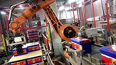 Banner-Produktionsstandort Leonding  - Leonding, APA/Banner GmbH