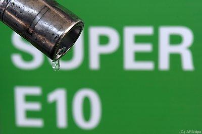 Bio-Kraftstoff E10  - Bamberg, APA/dpa