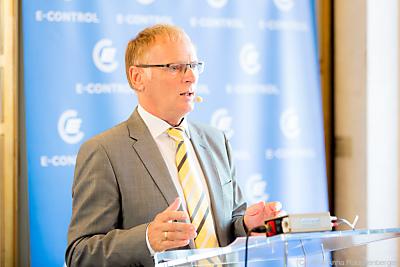 Jochen Homann, Präsident Bundesnetzagentur  - Wien, APA/Anna Rauchenberger
