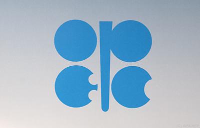 Logo der OPEC, die ihren Sitz in Wien hat  - Vienna, APA/AFP