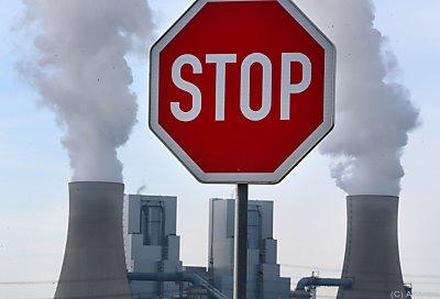 Mit Satellitenbildern sollen fossile Kraftwerke geortet werden  - Rommerskirchen, APA/dpa