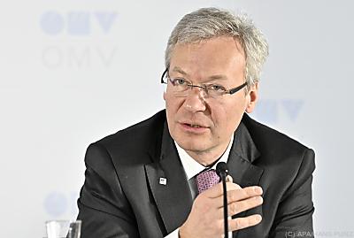 Vorstandsmitglied Reinhard Florey  - Wien, APA/HANS PUNZ