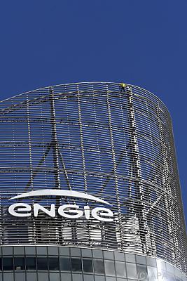 Engie ist optimistischer  - La Défense, APA/AFP